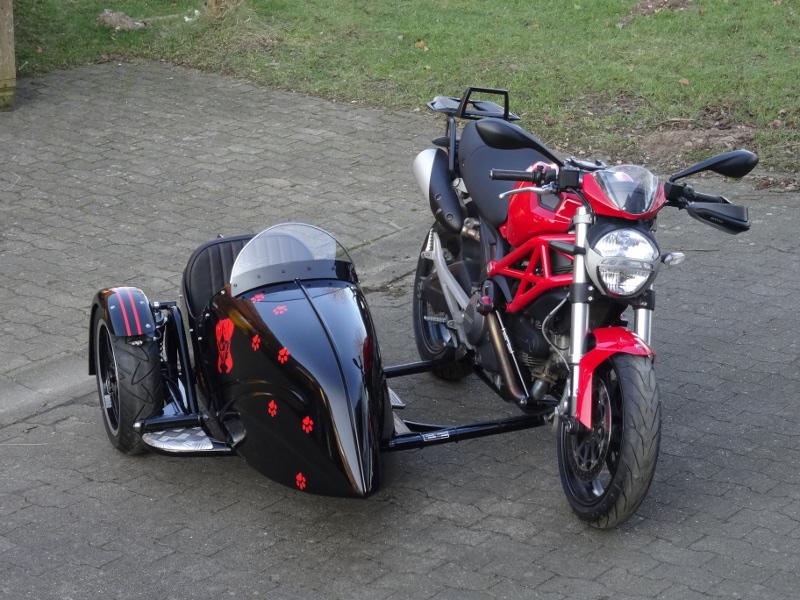 Ducati Side Car