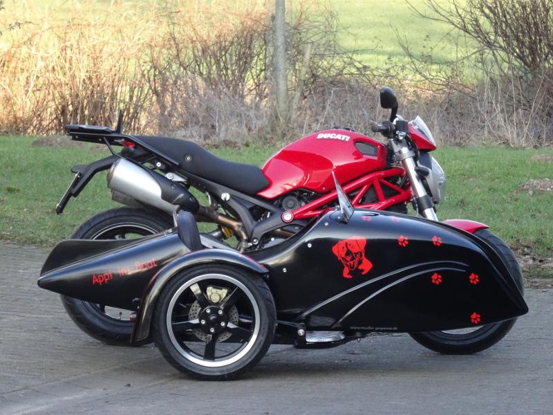 Ducati Monster Pics