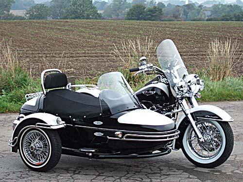 Softail Classic Side Car