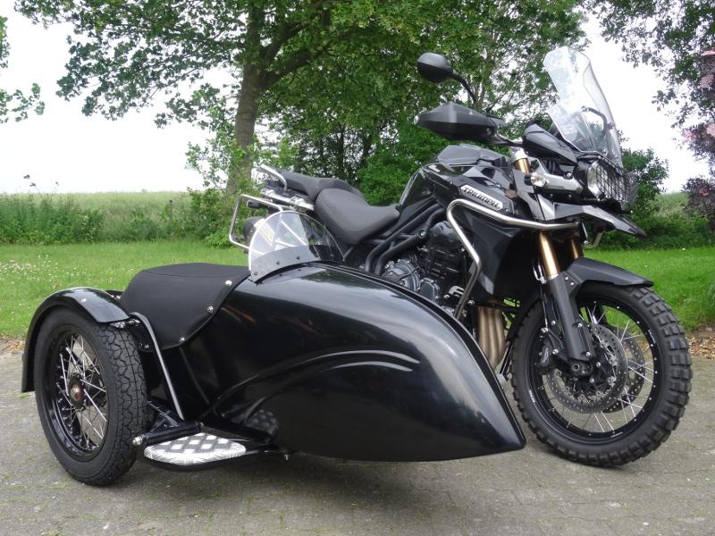 Sauer Mueller Motorradseitenwagen Wing